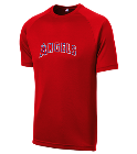 Amarei-7 - Custom Heat Pressed Angels Adult MLB Replica T-Shirt - 5300 8A083E37DE2C