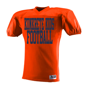 037826475f2 Konkrete Kids -Football -Scheetz - Custom Heat Pressed Youth Intimidator  Football Jersey - 9511 Youth Small EDBF0E53B99FA