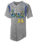 BLHornets - Custom Screen Printed Youth Full Button Baseball Jersey - NB4146 ADC7C07A6FE8