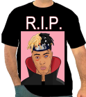 R.I.P - Custom Embroidered One Color Custom T-Shirt Only $14 37CEA0602F82