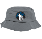 Timberwolves - Custom Embroidered Bucket  Hat  - 5003 B7AB0D448F43