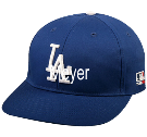 Meyer - Custom Heat Pressed Los Angeles Dodgers - Official MLB Hat for Little Kids Leagues D4F73CBC558D