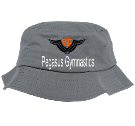Pegasus Gymnastics - Custom Screen Printed Bucket  Hat  - 5003 928B226FEA6D