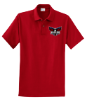 irwin-polo-red DISCONTINUED Company Shirts, Uniforms, Polos with logo - KP60
