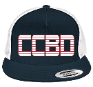 CCBD2 - Custom Heat Pressed Two Color Classic  Trucker Hat  - 6006T E6C9999ADF7A