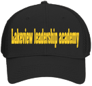"Lakeview leadership academy  - Custom Heat Pressed ""Otto A-Flex"" Cotton Twill w/Stretchable Polyester Air Mesh Back Low Profile Pro Style Caps (LXL)) 7F591C933202"