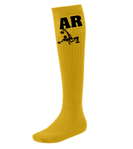 5f7e317f2a9d Auckland Rapid soccer socks - Custom Heat Pressed Youth Athletic Sock -  5613 50F0322FA0CF