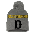 Dickeys2 - Custom Heat Pressed Pom Pom Knit Beanie - SP15 26B68902079F