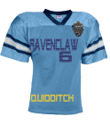 Ravenclaw Quidditch - Custom Screen Printed YouthTeam Football Jersey - Teamwork Athletic -1314 0E9CF0E4867D