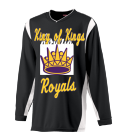 Royals-Royals-King of Kings - Custom Embroidered Youth Sports Uniforms & Custom Team Warmups ACB78DAB630D