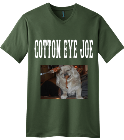 Cotton Eye Joe - Custom Heat Pressed V-Neck Tee AFA3E42C1AE4