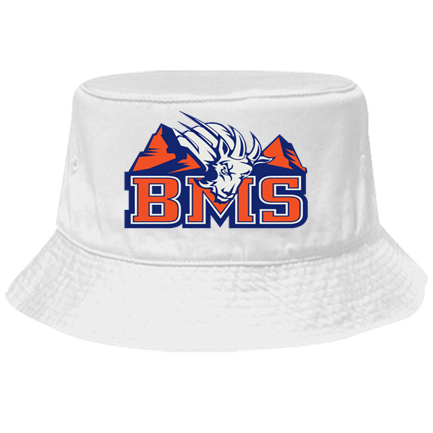 659eb88497a BMS Goats - Custom Embroidered Bucket Hat Otto Cap 16-096 4FD8088BBB85
