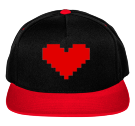 Pegboard nerds - Custom Heat Pressed Two Color Cotton Snapback  - 6007T F183F2229863