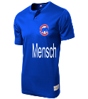 MENSCH-6 - Custom Heat Pressed Cubs Youth 2-Button MLB Jersey - MLB181 6AEE9BC8DCF2