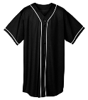 A. ADSON - Custom Heat Pressed Youth Full Button Wicking Mesh Jersey  - 594 C08F6BDC6C1F