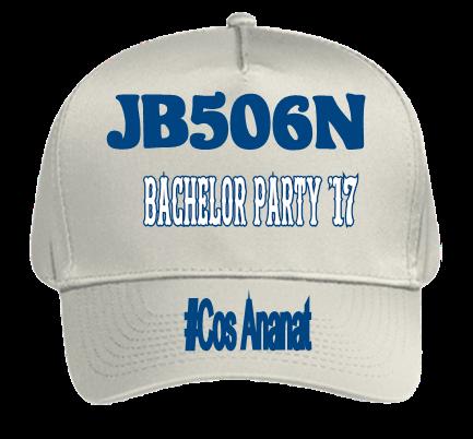 New JB - Custom Heat Pressed Pro Style Hat Otto Cap 31-069 A263C2125011 990fb56d8e84