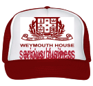 serious business -serious business  - Custom Heat Pressed Trucker Hat 39-169 2EDD66D64DF1