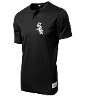31-Martinez-V-31 Youth White Sox Two-Button Jersey - White Sox-MAIY83
