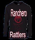 RancheroRattlersCoachPeleCoach00 Gildan Youth Longsleeve T-shirt