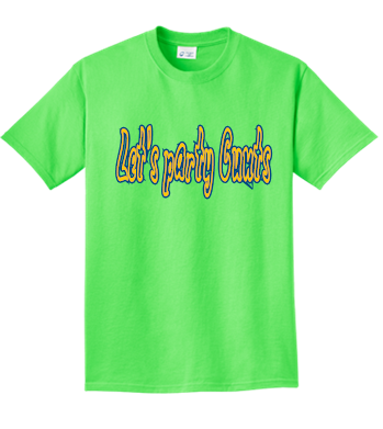 Short Sleeve Bright Neon TShirt in 6 Bright Colors