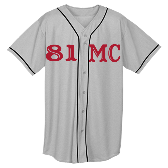 162bf2af0 81-MC-81 - Custom Heat Pressed Adult Full Button Wicking Mesh Jersey - 593  A52E2B78C7BB
