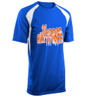 PLAYER-NAME-00DD ARKANSAS RIVERDOGS Youth Baseball Nitro Jersey