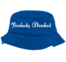 c2317e2c469 Yoinkedy Doinked - Custom Heat Pressed Bucket Hat - 2050 217BE94959BA