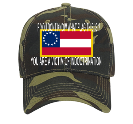 bc43c718e29c8 The Real Confederate Flag - Custom Embroidered Camoflauge Hat Otto Cap  78-788 5D5A67E33AF7