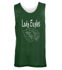 Lady Eagles - Custom Heat Pressed Youth Reversible Wide Shoulder Mesh Jersey-Teamwork Athletic-1480 0C756E1A0EE5