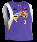 NLEX Youth V-Neck Custom Basketball Jerseys