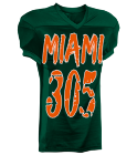 KIM - Custom Heat Pressed Adult Football Uniforms Express Shipped - 1353 F84A33C80217