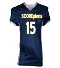 Montgomery - Custom Heat Pressed Youth Digital Camo Command Football Jersey - 1319 6E4B6B2E7E6C