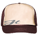 Happy anniversary  - Custom Embroidered Trucker Hat 39-169 B0AC6F384AFD