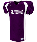 KING-S-K-KING-SK Ohio State Adult Football Jersey