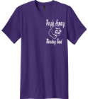 Purple Armacy-Marching Band - Custom Heat Pressed Young Mens Concert Tshirt - DT5000 7AF9D72A7B2D