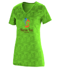 HFFEWTS HFFEWTS Girls Elevate Wicking T-Shirt