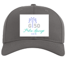 G50 2019 - Custom Heat Pressed Cotton Snapback Two Color Hat - 212 6FF793500210