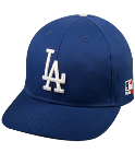Meyer - Custom Heat Pressed Los Angeles Dodgers - Official MLB Hat for Little Kids Leagues 66EB9DDC8275