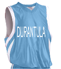 DURANTULA  - Custom Heat Pressed Youth Basketball Jersey - Reversible Downtown - Teamwork Athletic - 1409 E32472AFEA00