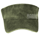 fletchdog green - Custom Heat Pressed Otto Cap 15-279 3BAA37EC81AF