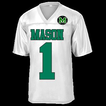 9e59e9451 MASON COMETS - Custom Heat Pressed Mens Replica Football Jersey - ST307  31C503D199B0