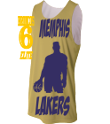 Memphis-LakersMemphis-LakersMemphisLakers Youth Reversible Jump Jersey