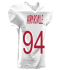 harpursville-94-roys - Custom Heat Pressed Adult Football Uniforms Express Shipped - 1353 1642DAA38108