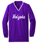 Holyoke-RIVERA - Custom Heat Pressed Youth Customized Wind Shirt - YST62 C4DD1DA656B6