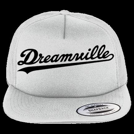 Dreamville - Foam Front Trucker Hat - 6005FF - Custom Screen