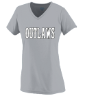OUTLAWS Ladies Wicking T-Shirt