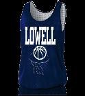 LOWELLLEGACY Women's Reversible Basketball Jerseys