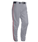 MB LN SMITH Open Bottom Baggy Cut Baseball Pants