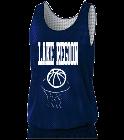 LAKE-REGIONSARGENT Women's Reversible Basketball Jerseys
