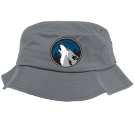 Timberwolves - Custom Embroidered Bucket  Hat  - 5003 A23F3CB683A8